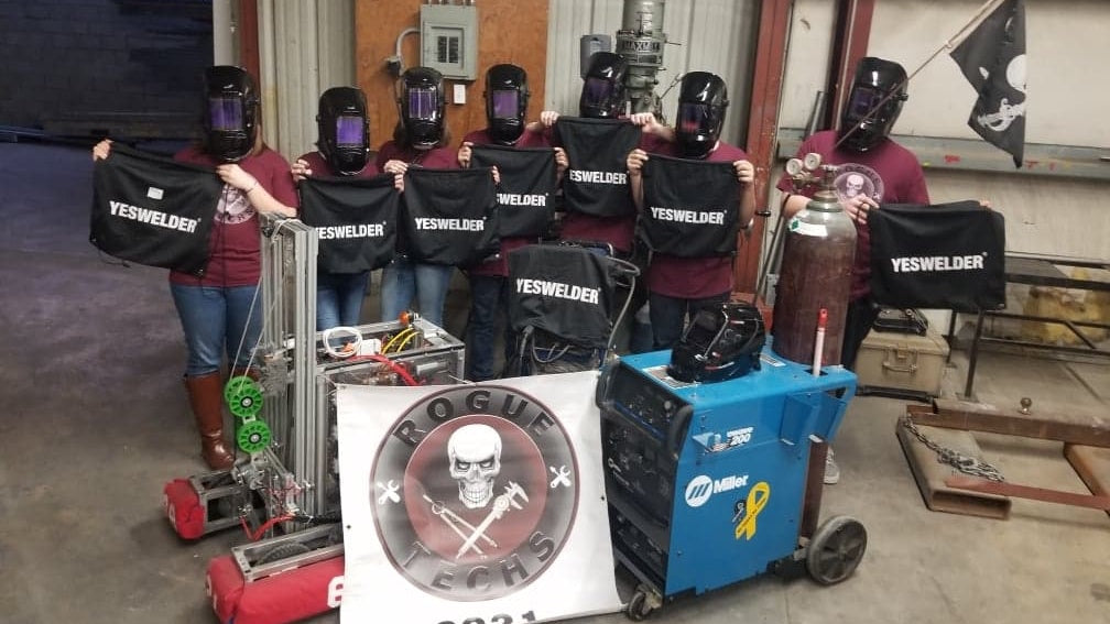 Rogue Techs First Robotics Competition