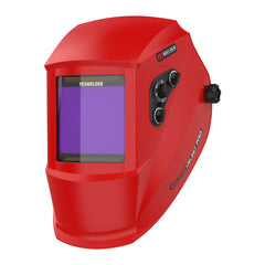 Large View Solar Powered Welding Helmet | 091XR