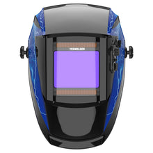 Load image into Gallery viewer, Solar Powered Auto-Darkening Welding Helmet | 091XL - YesWelder