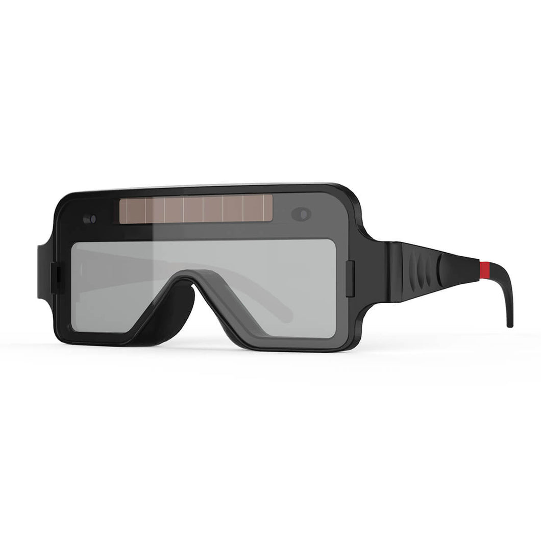 Auto Darkening, Solar-Powered Welding Goggles | LY200L - YesWelder