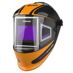 Auto Darkening Welding Helmet with Panoramic View | 302C