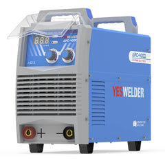 400Amp Stick Welding Machine | YesWelder ARC-400Q Welder | Wide Voltage 220V-480V