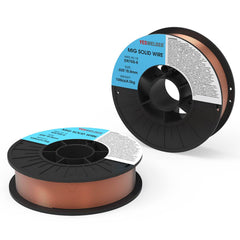 YesWelder® 2 Rolls of Welding Wire | Carbon Steel 10-LB Spool