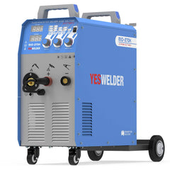 270Amp Wide Voltage Multi-process Welder | MIG-270K Spool Gun Compatible Welder