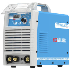 250Amp AC/DC TIG Aluminum Welder With Pulse