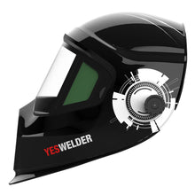 Load image into Gallery viewer, Auto Darkening Welding Helmet S400S-A | Panoramic View - YesWelder