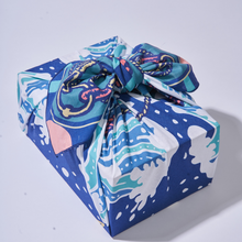 Load image into Gallery viewer, Starlight Reusable Gift Wrap 75cm