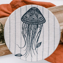 Load image into Gallery viewer, Jellyfish Bowl Cover Set of 2