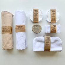 Load image into Gallery viewer, Reusable Organic Bamboo Nursing Pads