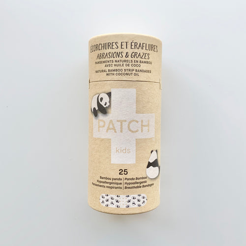 Patch Coconut Oil Kids Compostable Bandages