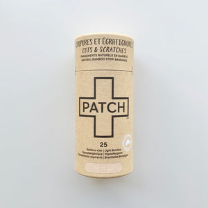Patch Natural Compostable Bandages