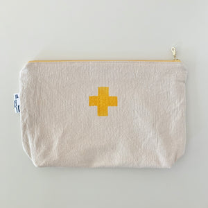 First Aid Pouch - Yellow