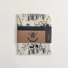 Load image into Gallery viewer, Beeswax Wrap Set of 2