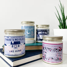 Load image into Gallery viewer, There's No Place Like Home Soy Candle