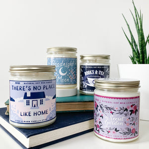 There's No Place Like Home Soy Candle