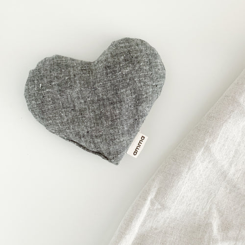 Heart-Shaped Hot/Cold Compress and Covers