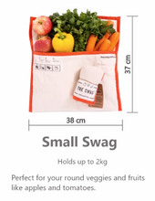 Load image into Gallery viewer, Small Produce Swag