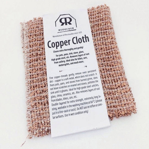 Copper Cleaning Cloths
