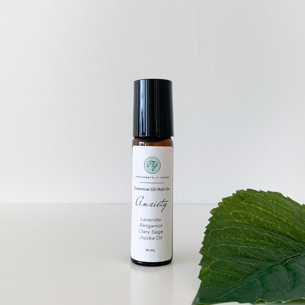 Anxiety - Essential Oil Roller