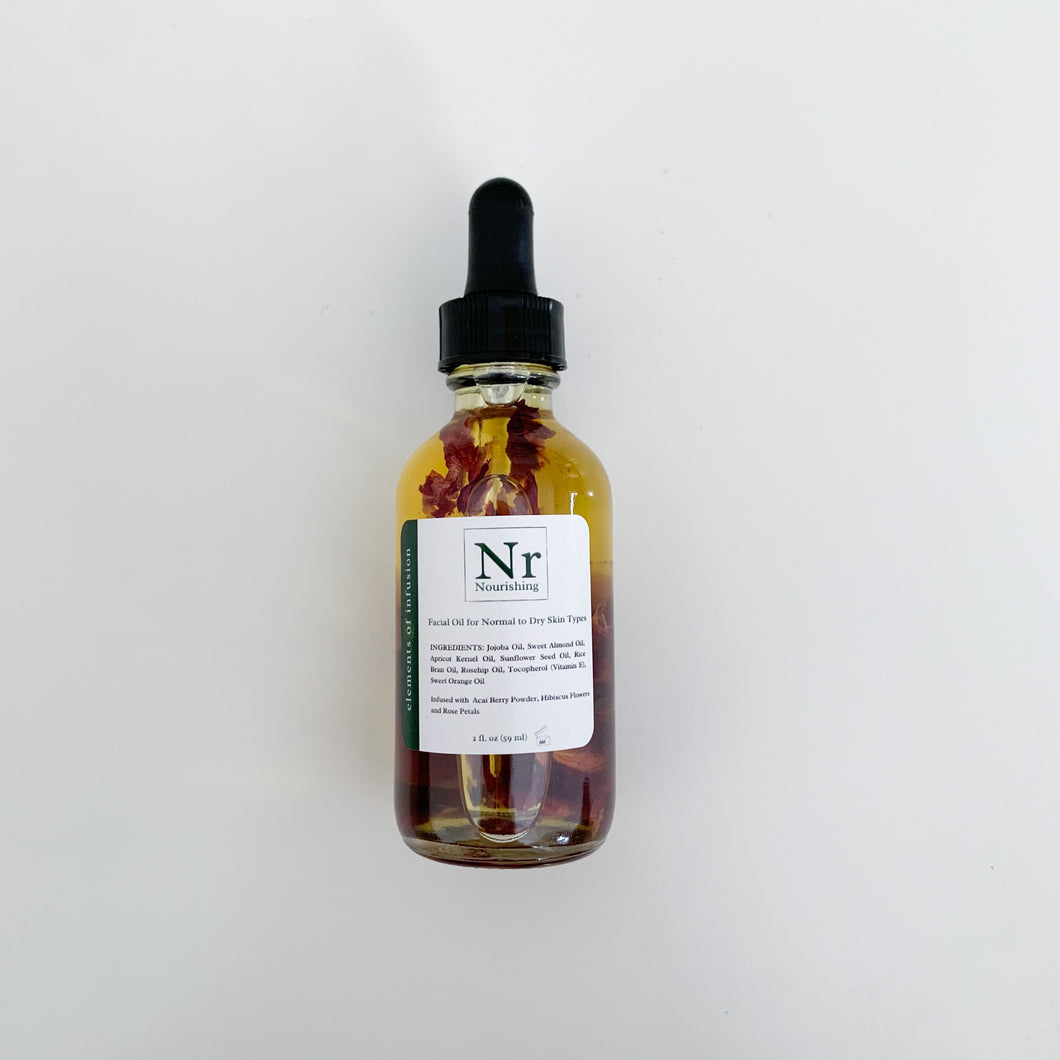 Nourishing Facial Oil for Dry/Normal/Combination Skin