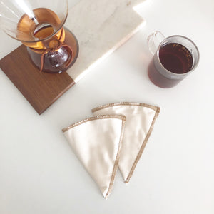 Chemex 3 Cup Cotton Coffee Filters