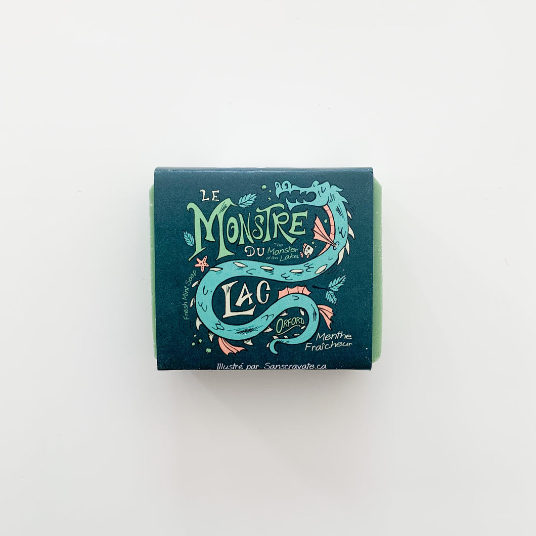 Le Monstre Du Lac Orford/The Monster of Orford Lake Soap