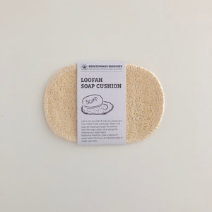 Loofah Soap Cushion