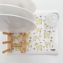 Load image into Gallery viewer, Goats XL Sponge Cloth/Drying Mat