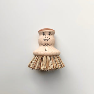 Novelty Pot Brush