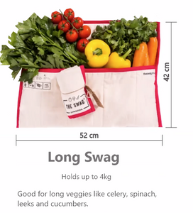 Long Produce Swag