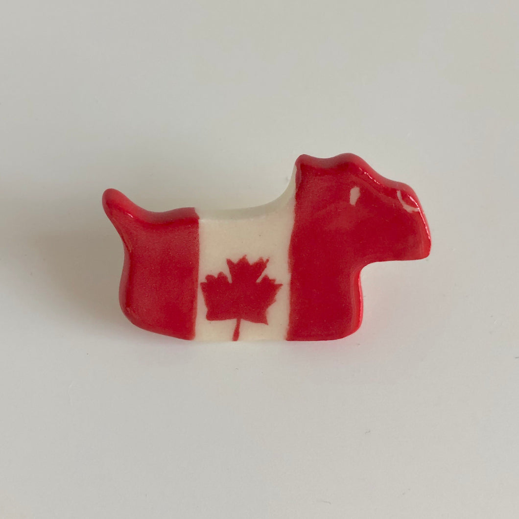 Canadian Terrier Pin