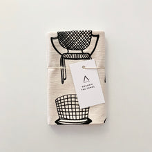 Load image into Gallery viewer, Modern Chairs Tea Towel