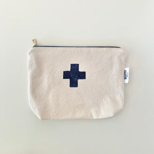 First Aid Pouch - Navy
