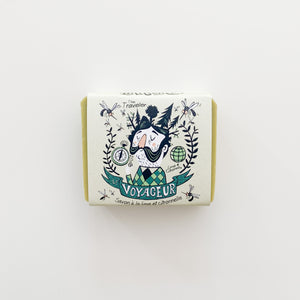Le Voyageur/ The Traveler Soap Bar