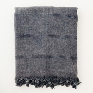 Brook Turkish Blanket