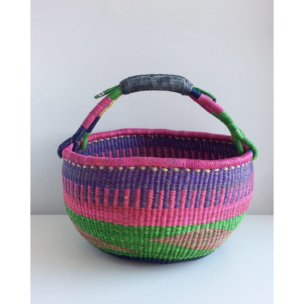 Vibrant Basket Large