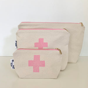 First Aid Pouch - Pink