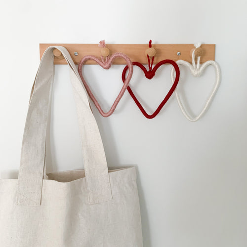 Heart Wall Ornaments