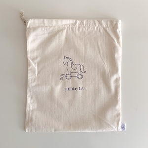 Reusable Toy Bag