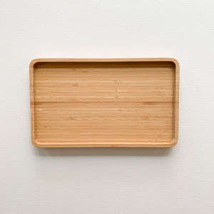 Small Bamboo Serving Tray