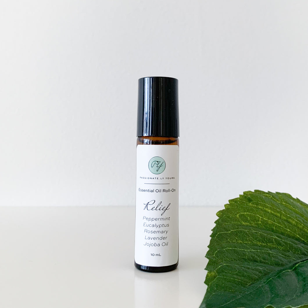 Relief - Essential Oil Roller