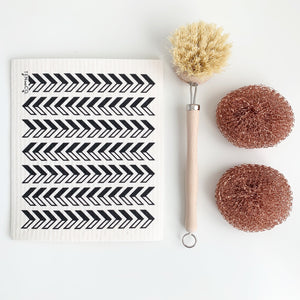 Arrow Sponge Cloth