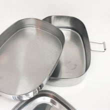 Load image into Gallery viewer, Stainless Steel Lunch Container Large