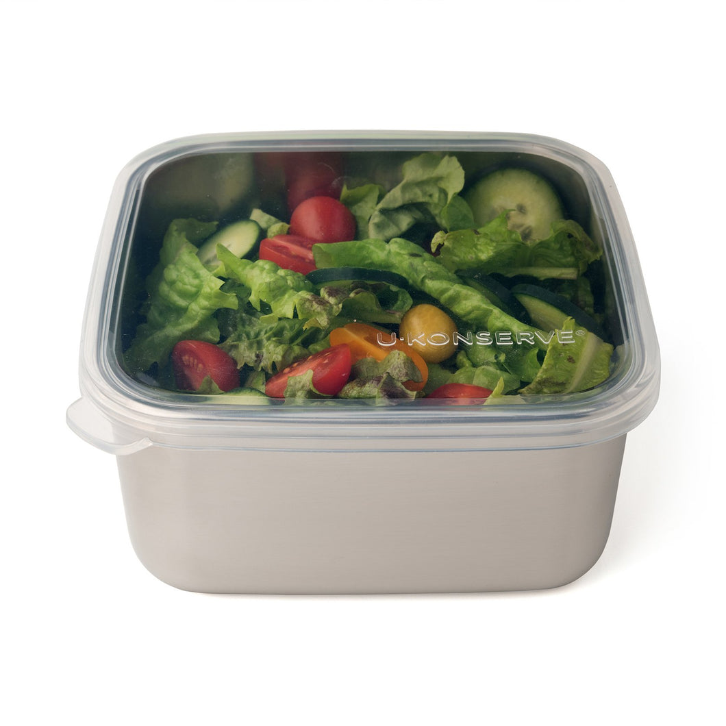 Square To-Go Container 50 oz