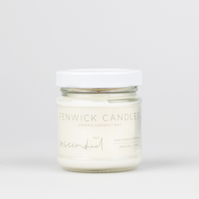 Load image into Gallery viewer, Unscented Coconut Wax Candle