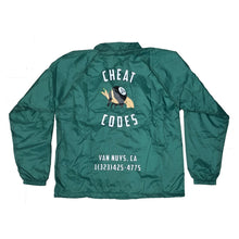 Cheat Codes Wyandotte Coach Jacket