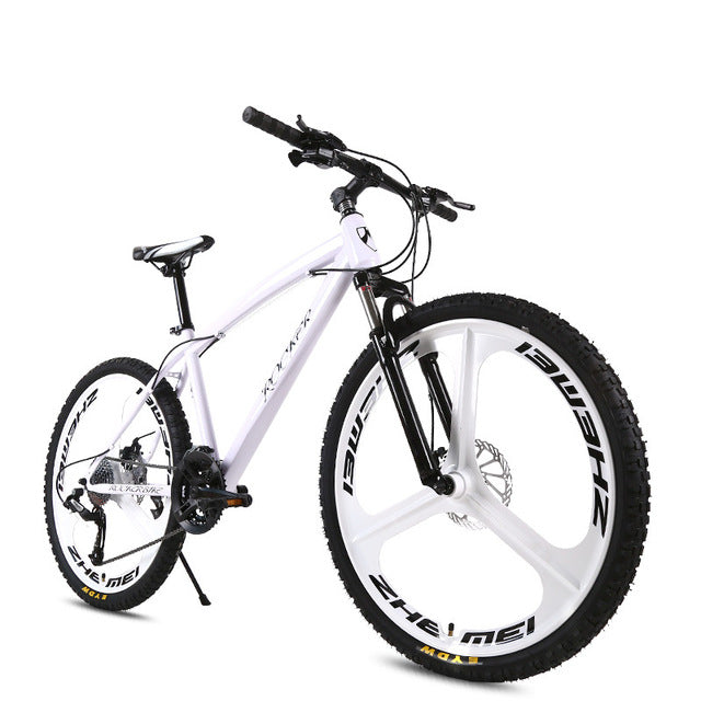 X-Front Carbon Steel Frame Mountain Bike –