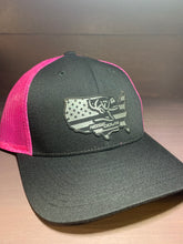 Load image into Gallery viewer, Nose Down Nation USA Patch Hat