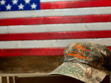 Load image into Gallery viewer, Nose Down Realtree Camo Hat