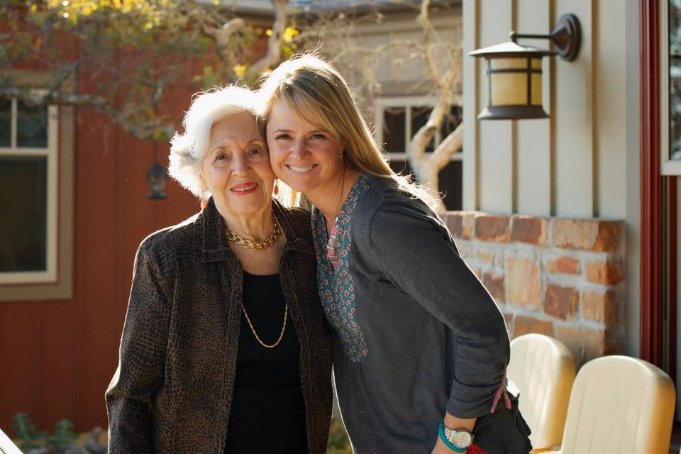 Five Things My Mother & Grandmother Taught Me ~ Kate